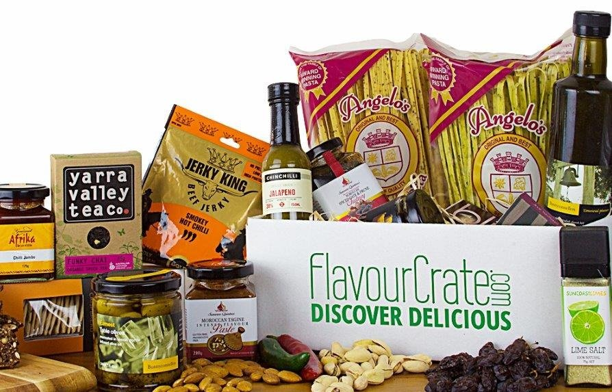 FlavourCrate Box