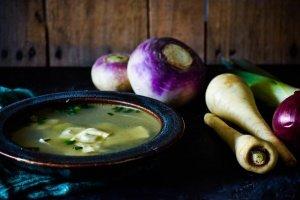 Angelos Pasta Turnips